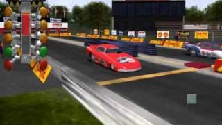 IHRA DRAG RACING GAME JET FUNNY CARS