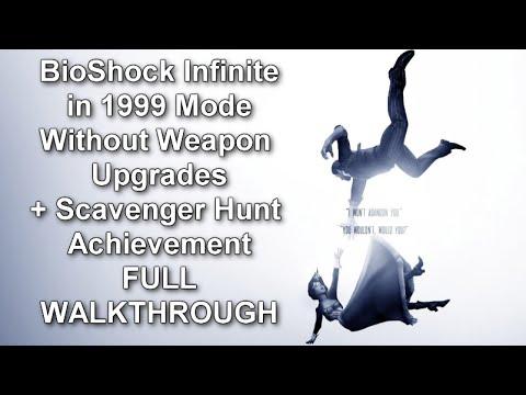 Scavenger Hunt Trophy - Bioshock Infinite ...