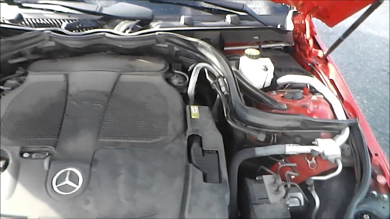 Mercedes C 300 Fuse Box Locations