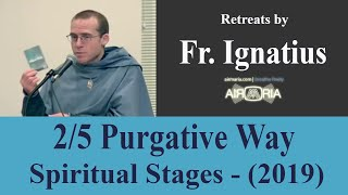 Gambar cover Purgative Way - Spiritual Stages 2/5 - CONF 470
