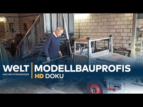 Modellbau-Profis - High-Tech Aus Dem Hobbykeller | HD Doku