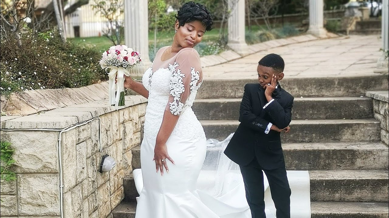 IM NOT A CHILD, IM MARRIED : THEMBA NTULI WEDS  HOPE !