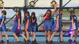 アイドル横丁夏まつり!!2018 2日目 3番地ステージ #モノガ #monogatari.