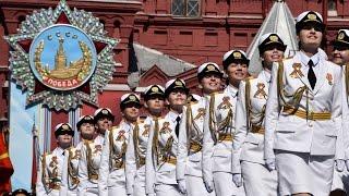 9 Мая Парад Победы!!! 2017 Девушки военнослужащие