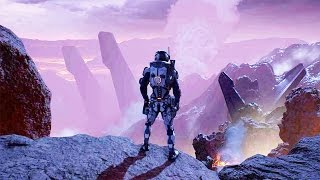 Mass Effect Andromeda 11 Minutes of Gameplay Demo ALL Gameplay and Trailers So Far (PS4 Xbox One PC)