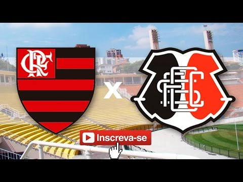 Melhores Momentos -  Flamengo 3 x 0 Santa Cruz (HD) -  (09/10/16)