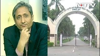 Prime Time with Ravish: Is Education Not the First Priority in India?