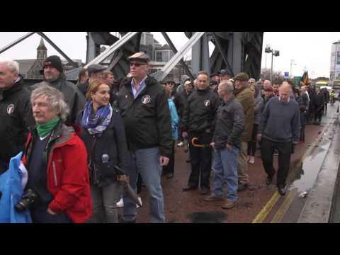 Irish Citizens Army March Dublin, April 2016