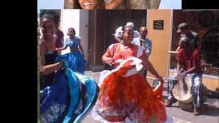 la danseuse est creole reprise  XAVIER SAINTY  auteur compositeur interprete