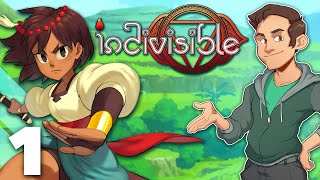 Indivisible - #1 - I Love Every Character