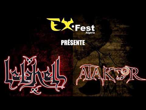 EX.Fest Algeria a la radio bahja 12/05/2014
