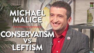 Conservatism vs Leftism (Michael Malice Pt. 1)