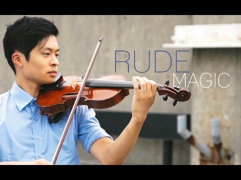 Rude - MAGIC! - Violin Cover - Daniel Jang