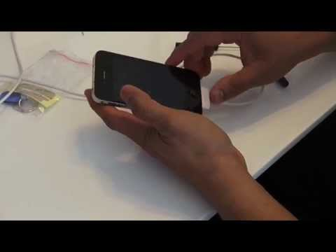 How To Replace The IPhone 4/4s Battery