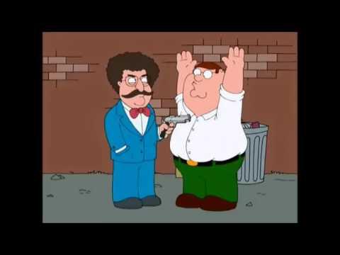 Family Guy - Gene Shalit