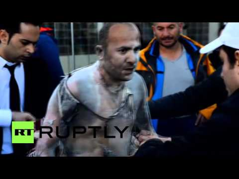 Turkey: Man dies after setting himself on fire in unemployment protest