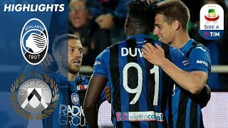 Atalanta 2-0 Udinese | Atalanta beat Udinese 2-0 to move to 4th! | Serie A