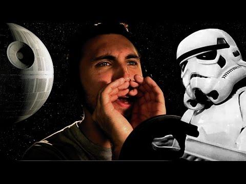 Как озвучивали Star Wars Battlefront