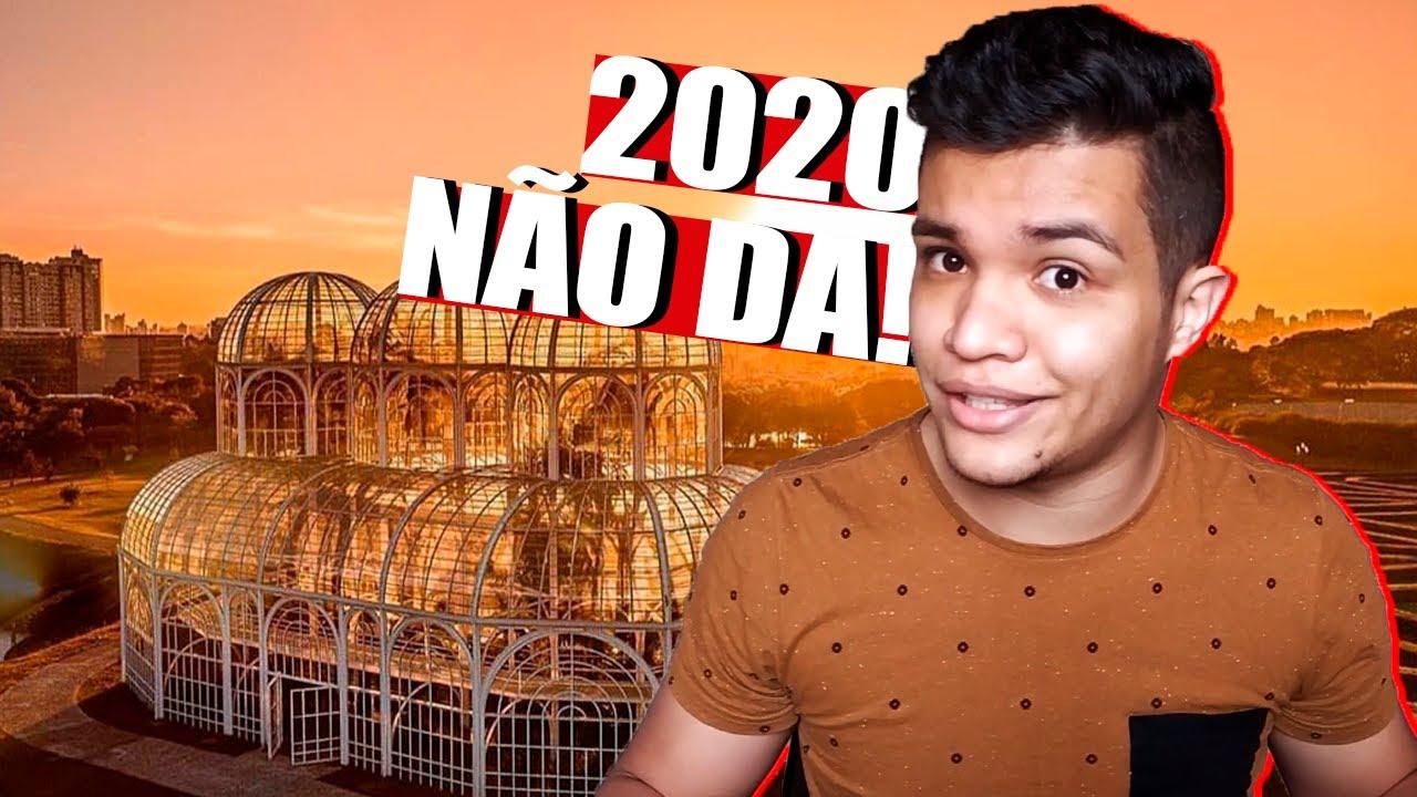 Não Venha Morar em Curitiba em 2020 - A&E