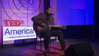 The healing powers of music: Chris Pierce at TEDxAmericanRiviera 2012