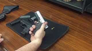 glock 42 vs kahr cm9 pocket pistol showdown