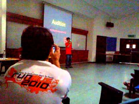 Audition- Keanu Teoh Chen Yik