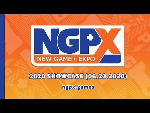 New Game+ Expo 2020 Showcase (6/23/20)