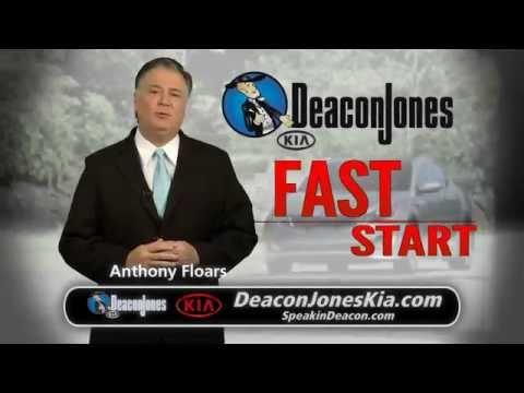 Deacon Jones Kia >> Deacon Jones Kia Fast Start 2013