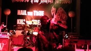 GENOCIDE SHRINES - Siamese Spiritual Obliteration (Siamese True Metal Festival 2012)