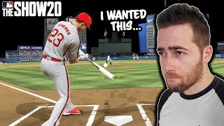 MY BRAIN NEEDED A GAME LIKE THIS...MLB THE SHOW 20 DIAMOND DYNASTY