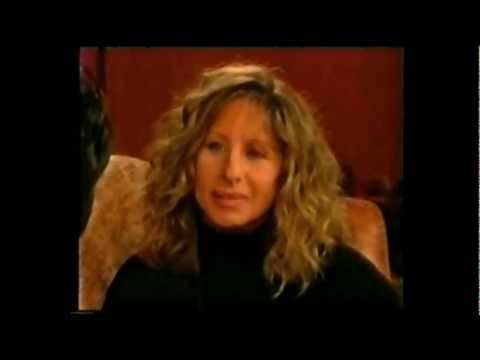 "Barbra Streisand - Rare Interview (Part 1 of 3) - 1996 on ""O"" - her 1st appearance!"