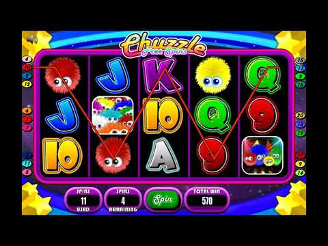 Chuzzle Slots | Pogo.com | Retired Games | Gameplay