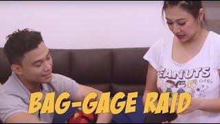 Bag-gage Raid with EA Guzman (Shocks! May nahawakan ako!) | Rufa Mae Quinto