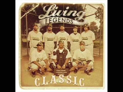 Living Legends - Never Falling Down