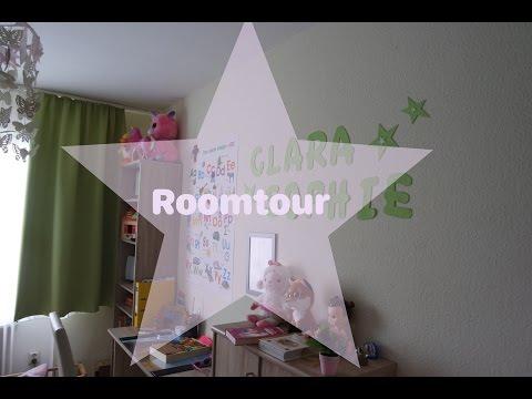 Kinderzimmer Roomtour   Claras Zimmer