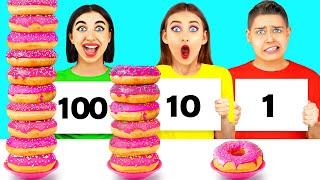 100 CAPAS DE ALIMENTOS DESAFÍO #3 por Multi DO Challenge