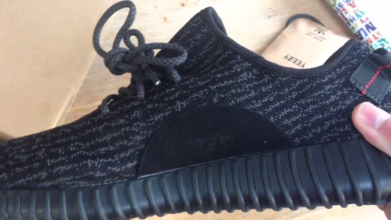 9a52695a0 Replica Adidas Yeezy Boost 350 perfect version - YouTube
