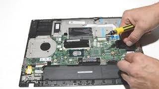 How to Disassemble Lenovo ThinkPad T470