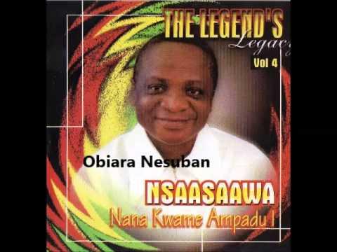 Nana Kwame Ampadu-Obiara Ne Nesuban
