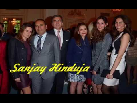 S.P.Hinduja & Hinduja Gruop Family,Lifestyle,House,Income Networth,Luxury Cars