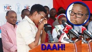 Alichokifanya leo Halima Mdee baada ya kufungiwa kufanya Kampeni siku7!.
