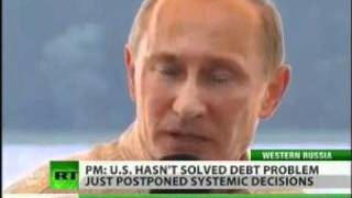 Putin calls for Other Reserve Currencies