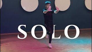 JENNIE - 'SOLO' Dance Cover - rotschaa