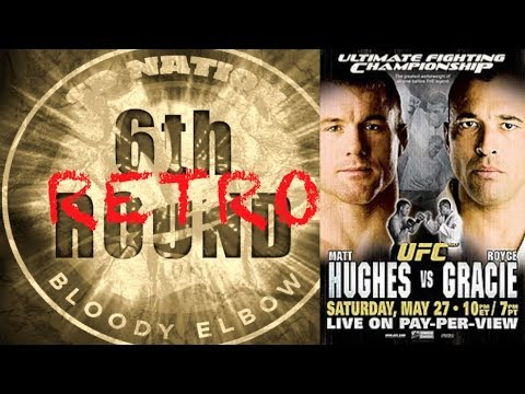 UFC 60: Matt Hughes vs. Royce Gracie - 6th Round Retro post-fight show