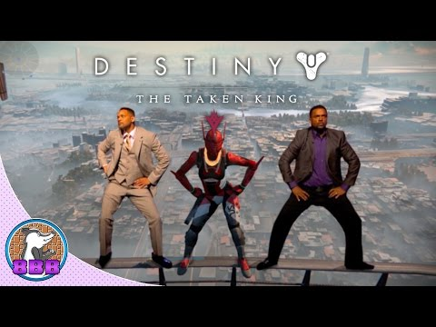 JUMP ON IT - A Destiny Dance Montage