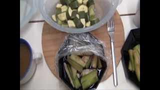Диета на основе капустного супа,2 день.