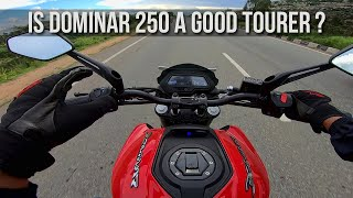 Dominar 250 Touring Review