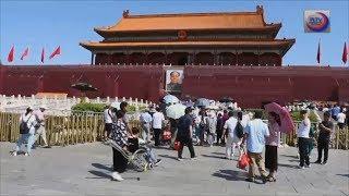 China se prepara para celebrar Día Nacional