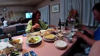 これがみやまの晩御飯だっ!〜どぶろくを飲みまくるオジサンの巻〜