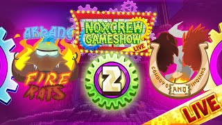 Noxcrew Gameshow Live #1: Arkane Fire Rats Vs Cowboys & Indians (Part 2)